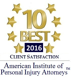 American Institute of Personal Injury Attorneys - 10 Best